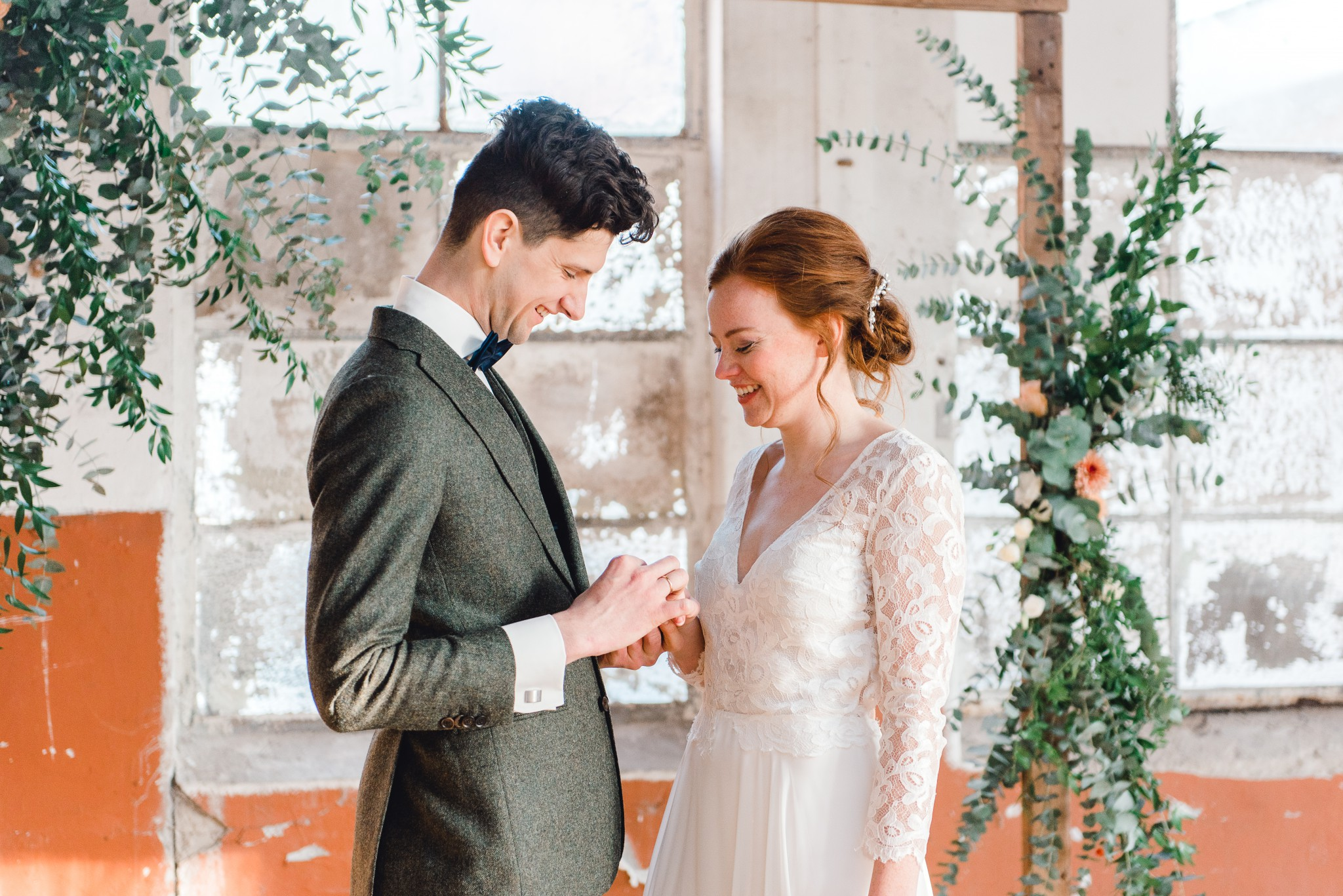 Styled Wedding Fabriek Zuidermeer